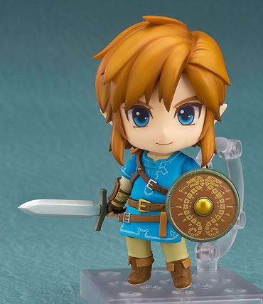 The Legend of Zelda: Breath of the Wild Nendoroid #733 Figur: Link – Bild 5
