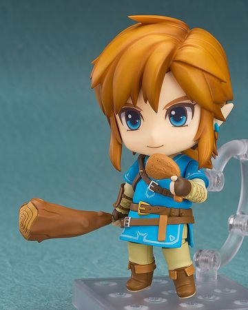 The Legend of Zelda: Breath of the Wild Nendoroid #733-DX Figur: Link [Deluxe Edition] – Bild 3