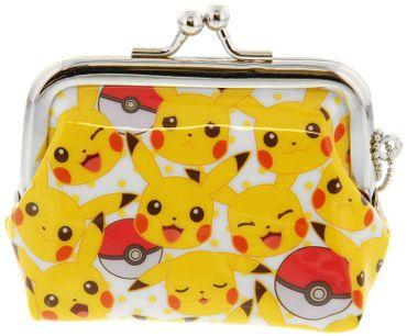 Pokémon Münzbeutel: #025 Pikachu [Emoji]