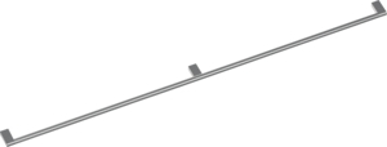 Gaggenau GH 110 010 Möbelgriff mit 3 Halterungen