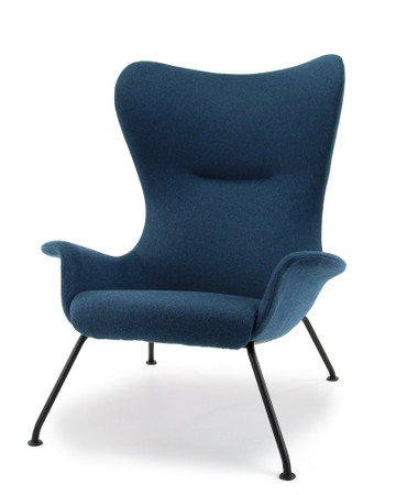A&K 10.000 Home Collection Seat E7039 Loungesessel, Blau