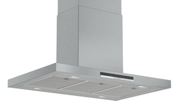 Bosch accent line Serie 4 Inselhaube DIB97IM50 90 cm Edelstahl