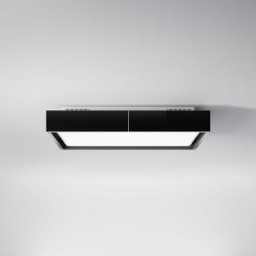 Falmec Circle.Tech Vega Deckenlüfter 115 cm Schwarz 102135