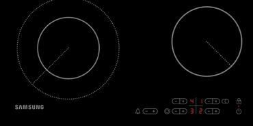 Samsung Autarkes Glaskeramikkochfeld 60 cm CTR464NC01/EG