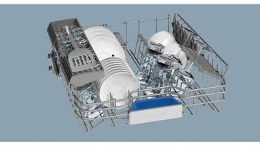 Siemens studioLine iQ300 Vollintegrierter Geschirrspüler 60 cm SN836X00QE