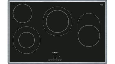 Bosch accent line Einbau-Backofen-Set HBD472AB80