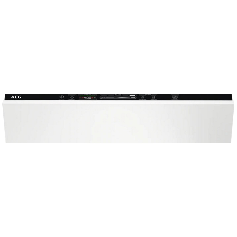 AEG Vollintegrierter-Geschirrspüler / 60cm / AirDry - perfekte Trocknungsergebnisse / Besteckkorb / QuickSelect Display FSS5261XZ