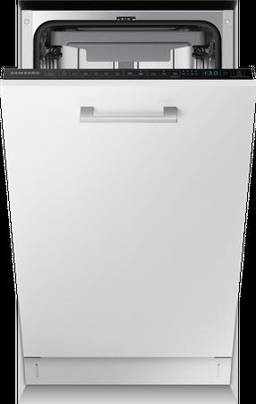 Samsung Vollintegrierter Einbau-Geschirrspüler, 45 cm, 10 Maßgedecke, A++* DW50R4070BB/EO