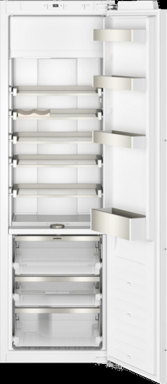 Gaggenau Serie 200 Vario Einbau-Kühlschrank mit Gefrierfach 177.5 x 56 cm RT289200