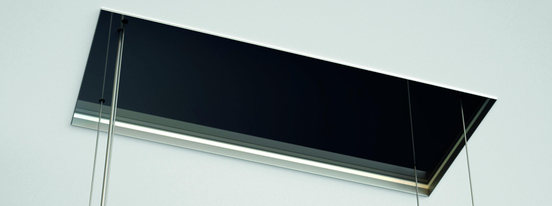 a k berbel deckenanschluss halb integriert umluft f r skyline edge bdl 115 ske glas. Black Bedroom Furniture Sets. Home Design Ideas