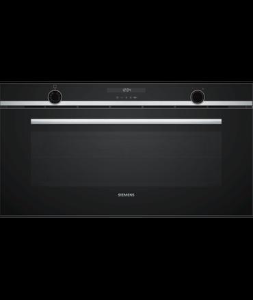 Siemens Backofen iQ500 VB558C0S0 schwarz, Edelstahl