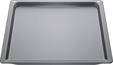 Bosch Backblech HEZ531000, emailliert, grau, Zubehör