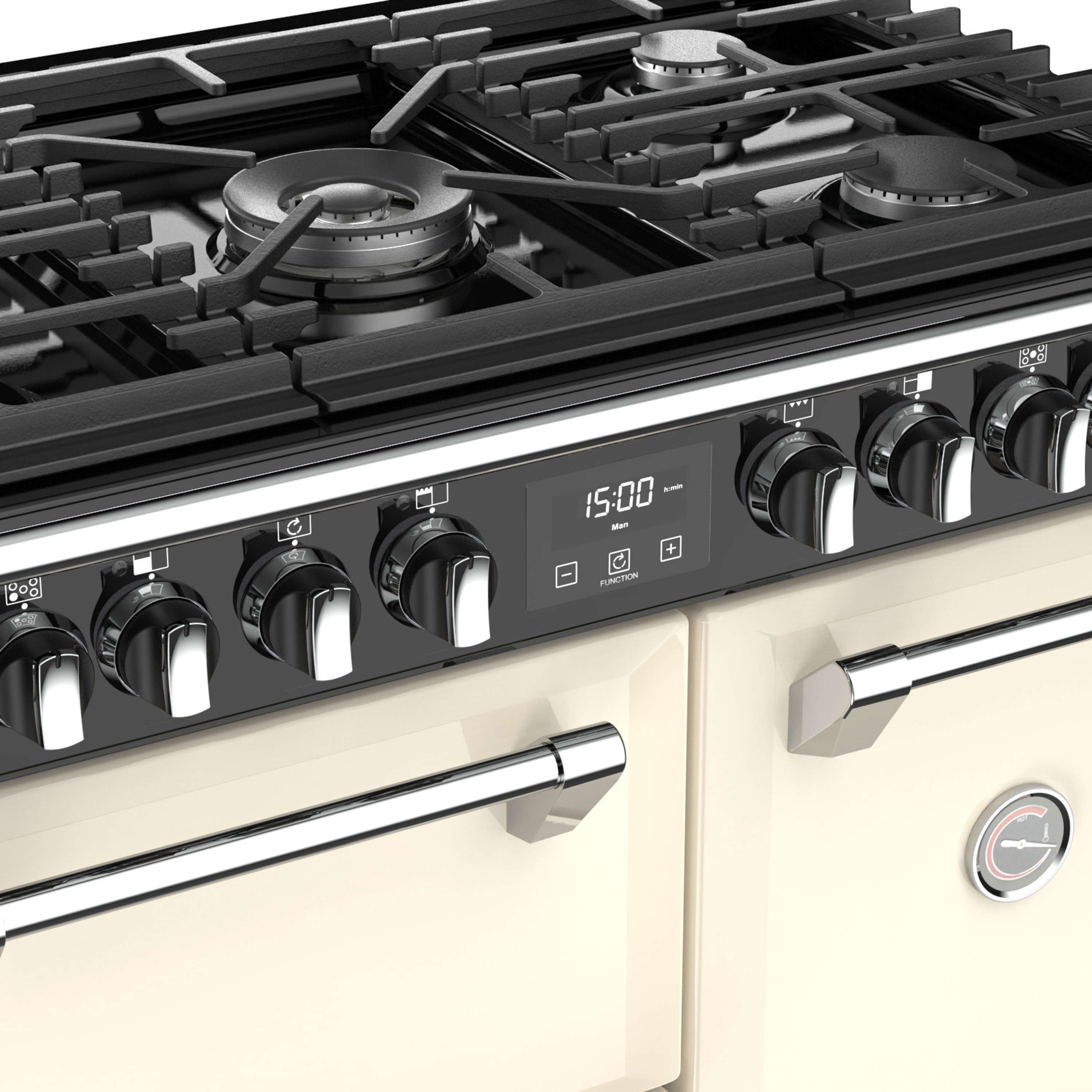 Stoves Richmond S900 Gas Champagner Range Cooker