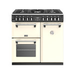 Stoves Richmond S900 Gas Champagner Range Cooker 001