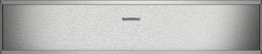 Gaggenau DV 461 110 Vakuumierschublade Edelstahl-hinterlegte Glasfront Breite 60 cm; Höhe 14 cm Serie 400