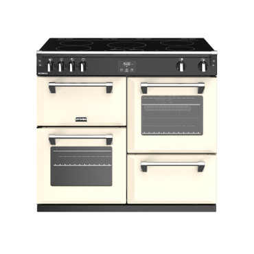 Stoves Richmond S1000 Induktion Champagner Range Cooker