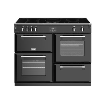 Stoves Richmond S1100 Induktion Schwarz Range Cooker