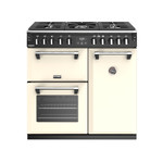 Stoves Richmond Deluxe S900 Gas Champagner Range Cooker 001