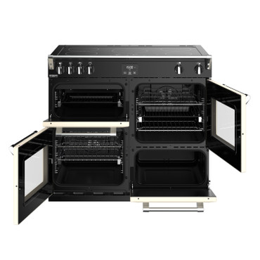 Stoves Richmond S1000 Induktion Champagner