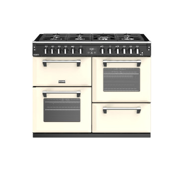 Stoves Richmond Deluxe S1100  Gas Champagner Range Cooker