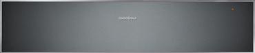 Gaggenau Wärmeschublade Glasfront in Gaggenau Anthrazit Breite 60 cm; Höhe 14 cm WS 461 100 Serie 400