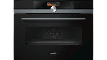 Siemens Studioline Backofen iQ700 CS856GPB7 schwarz