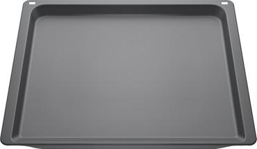 Bosch Backblech HEZ631070, emailiert, anthrazit, Zubehör