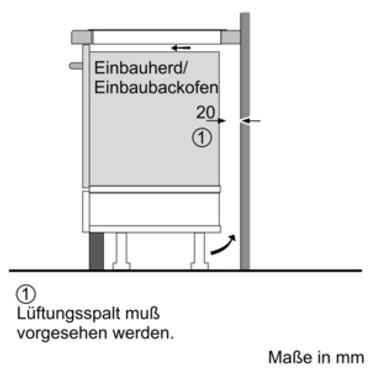 Siemens EH675LFC1E 60 cm Induktions-Kochstelle