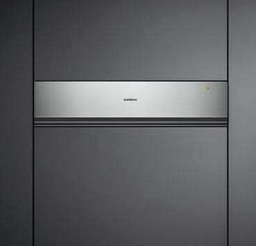 Gaggenau WSP 221 110 Wärmeschublade Glasfront in Gaggenau Metallic Serie 200
