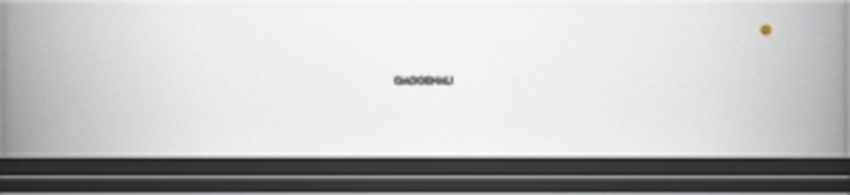 Gaggenau WSP 221 130 Wärmeschublade Glasfront in Gaggenau Silber Serie 200