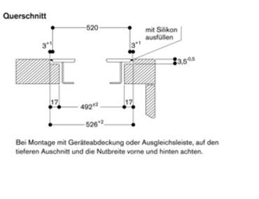 Gaggenau VG 491 111 Vario Gaskochfeld Edelstahlrahmen Serie 400 Breite 90 cm Flüssiggas 50 mbar