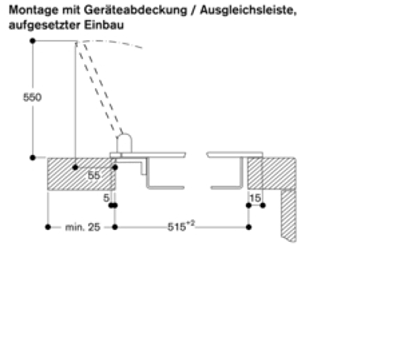 Gaggenau VG 415 111 Vario Gas-Wok Edelstahlrahmen Serie 400 Breite 38 cm Flüssiggas 50 mbar
