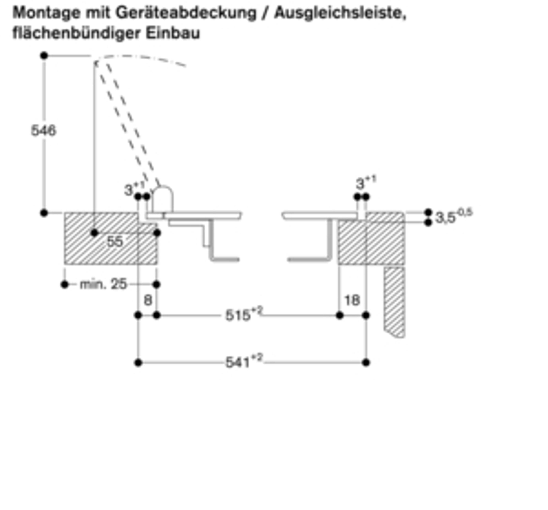 Gaggenau VG 425 211 Vario Gaskochfeld Edelstahlrahmen Serie 400 Breite 38 cm Erdgas 20 mbar