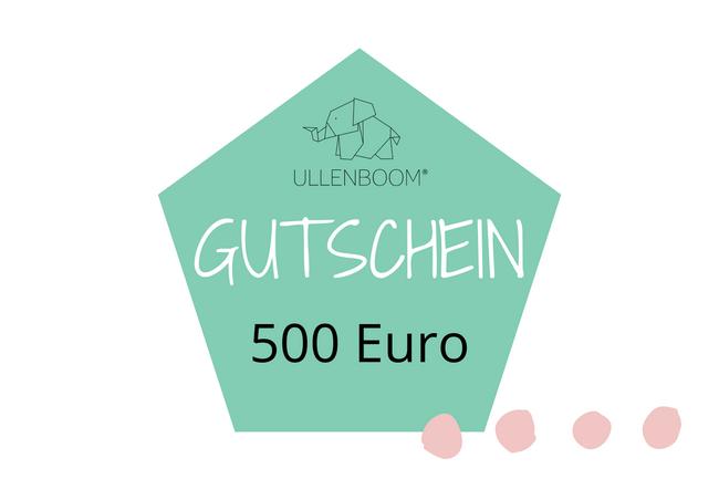 Gutschein 500 €