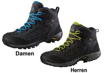 McKinley Leder Trekking Wander Outdoor Stiefel Denali MID Boots Schuhe Vibram  – Bild 1