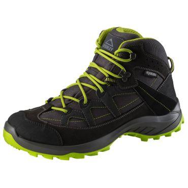 McKinly Leder Outdoor Wander Trekking Schuhe Discover Mid Aquamax Membrane Neu – Bild 3