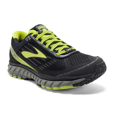 Brooks Herren Laufschuhe Ghost 9 GTX Gore Tex Running Sport Fitness Lauf Schuhe – Bild 1