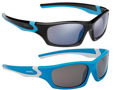 Alpina Kinder Sonnenbrille Flexxy Teen Outdoor Sport Freizeit Radbrille A8496 – Bild 1