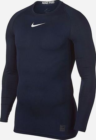 Nike Herren Sport Fitness Running Stretch Pro Cool Langarm Shirt DRI FIT 838077 – Bild 3