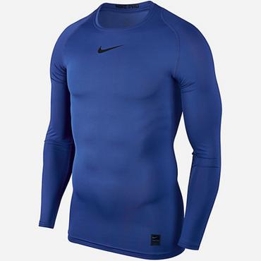 Nike Herren Sport Fitness Running Stretch Pro Cool Langarm Shirt DRI FIT 838077 – Bild 4