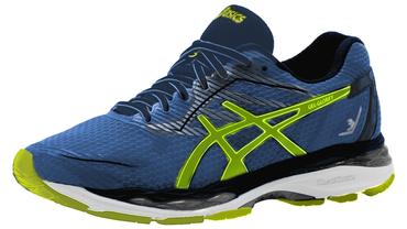 ASICS Performance Herren Running Sport Fitness Laufschuhe Gel Glorify 3 Blau NEU