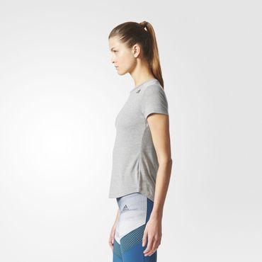 adidas Damen climalite Prime Mix Tee Sport Fitness Trainings Shirt BQ5802 Neu – Bild 4