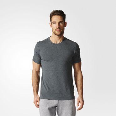 adidas Herren Climalite Sport Fitness Freizeit Shirt Freelift Prime Tee BK6094  – Bild 3