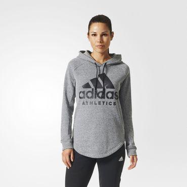 adidas Damen Athletics Sport Fitness Freizeit Hoodie Kapuzen Pulli BP9279 BQ9429 – Bild 4