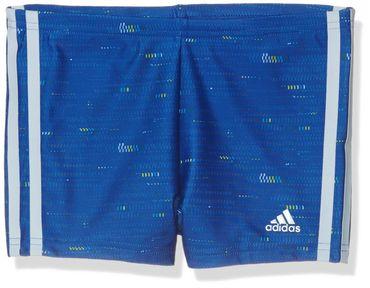 adidas Kinder Jungen INFINITEX Schwimm Boxer Badehose Tight Shorts Blau AY6340