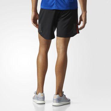 adidas Herren Climalite Sport Fitness Laufshorts Response Shorts Schwarz BR2452 – Bild 5