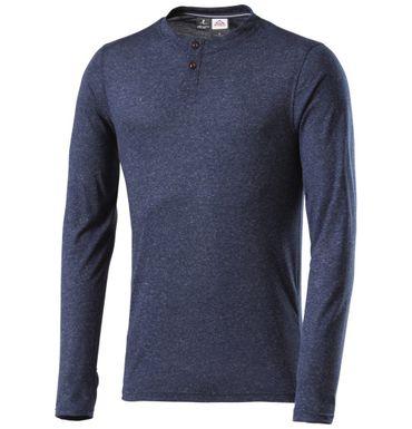 McKINLEY Herren langarm Shirt Longsleeve Oroya DRY PLUS ECO Melliert 267683 Neu – Bild 2