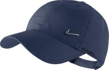 Nike Herren Mütze Swoosh Baseball Cap Metal Logo Größe verstellbar 943092 NEU – Bild 4