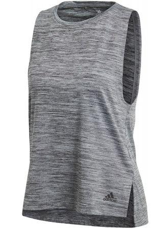 adidas Damen Climalite Sport Fitness Stretch Boxy Light Tank Top Shirt CD3085 – Bild 1