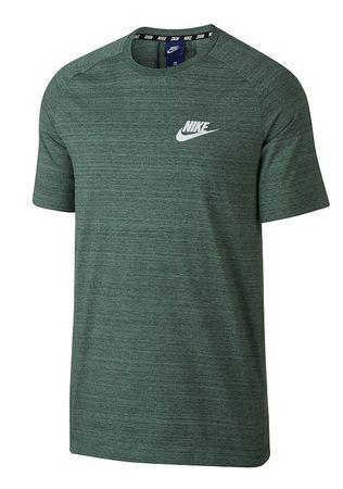 Nike Herren Sport Fitness Freizeit T-Shirt Nike Sportswear Advance Shirt 885927
